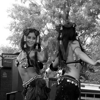 marta, sahara dance