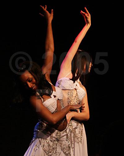 chiaki and ebony